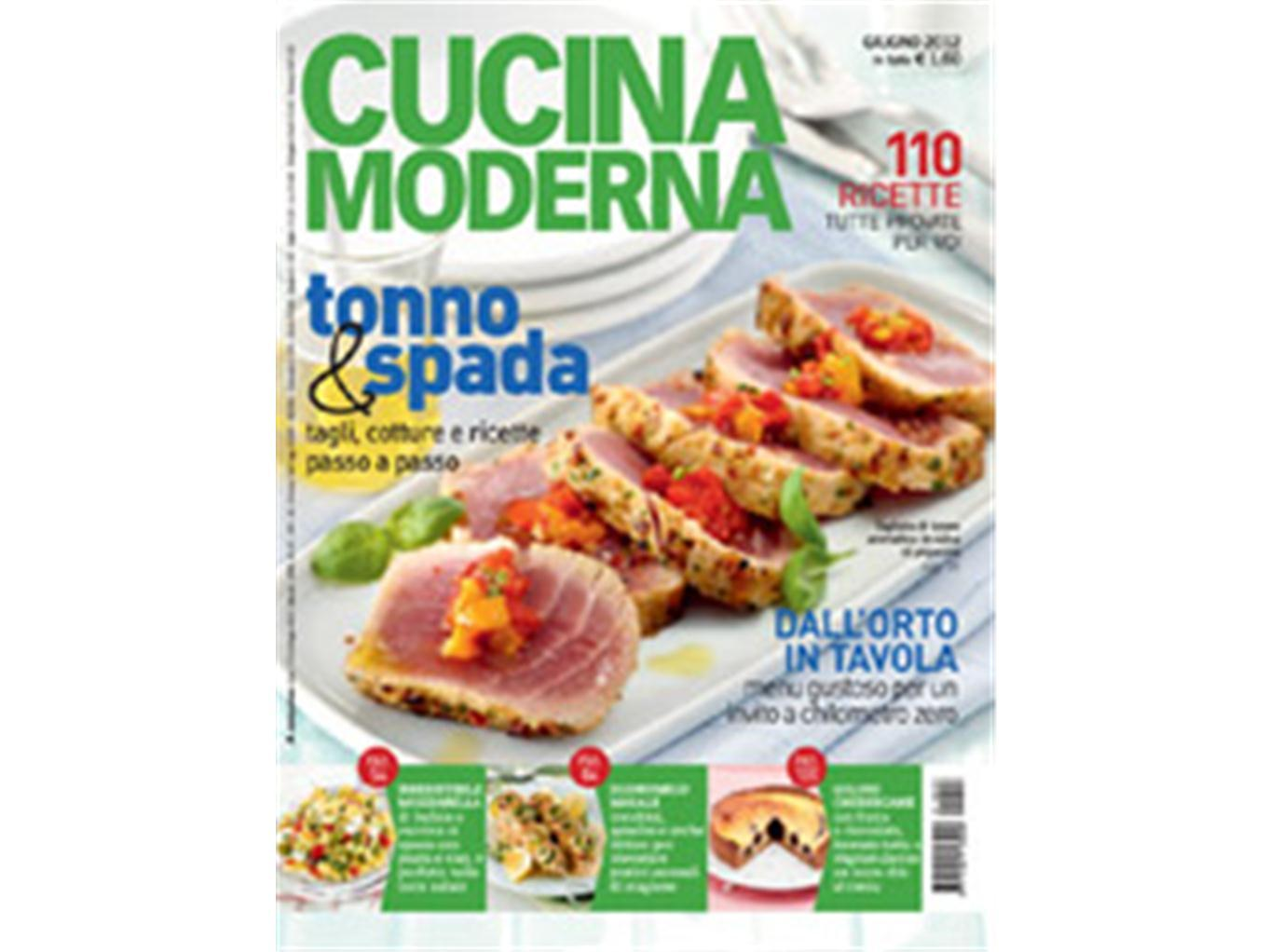 Object moved for Cucina moderna abbonamento